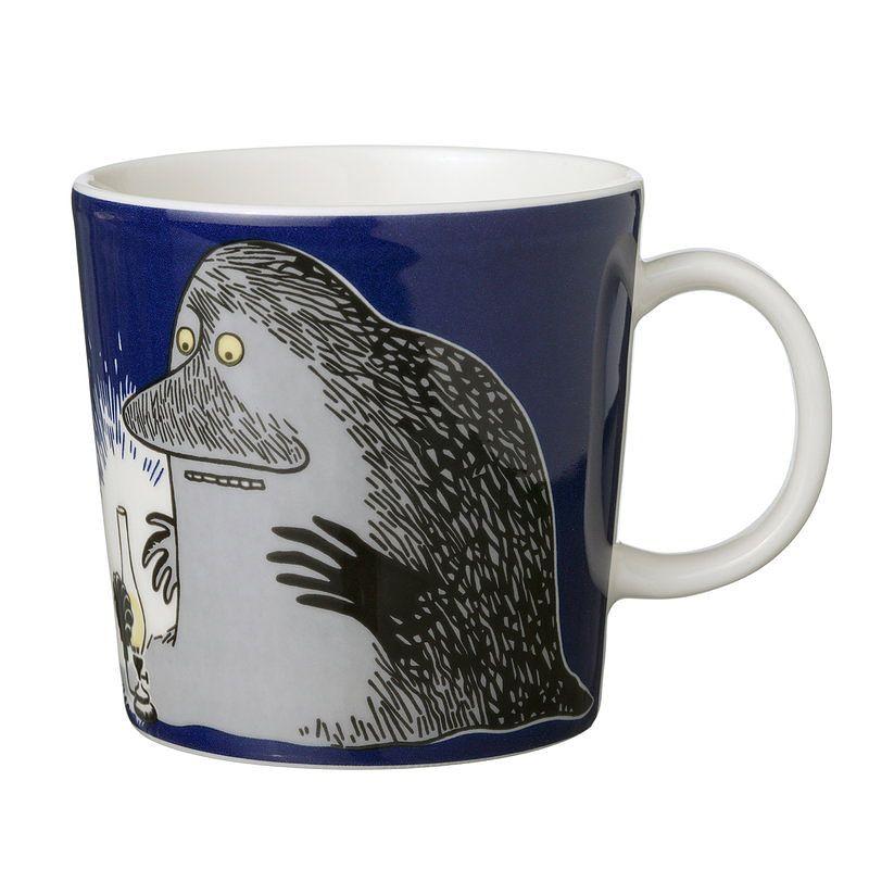 Arabia Moomin mug, Groke