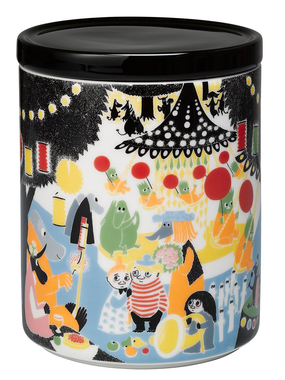 Arabia Friendship Moomin jar