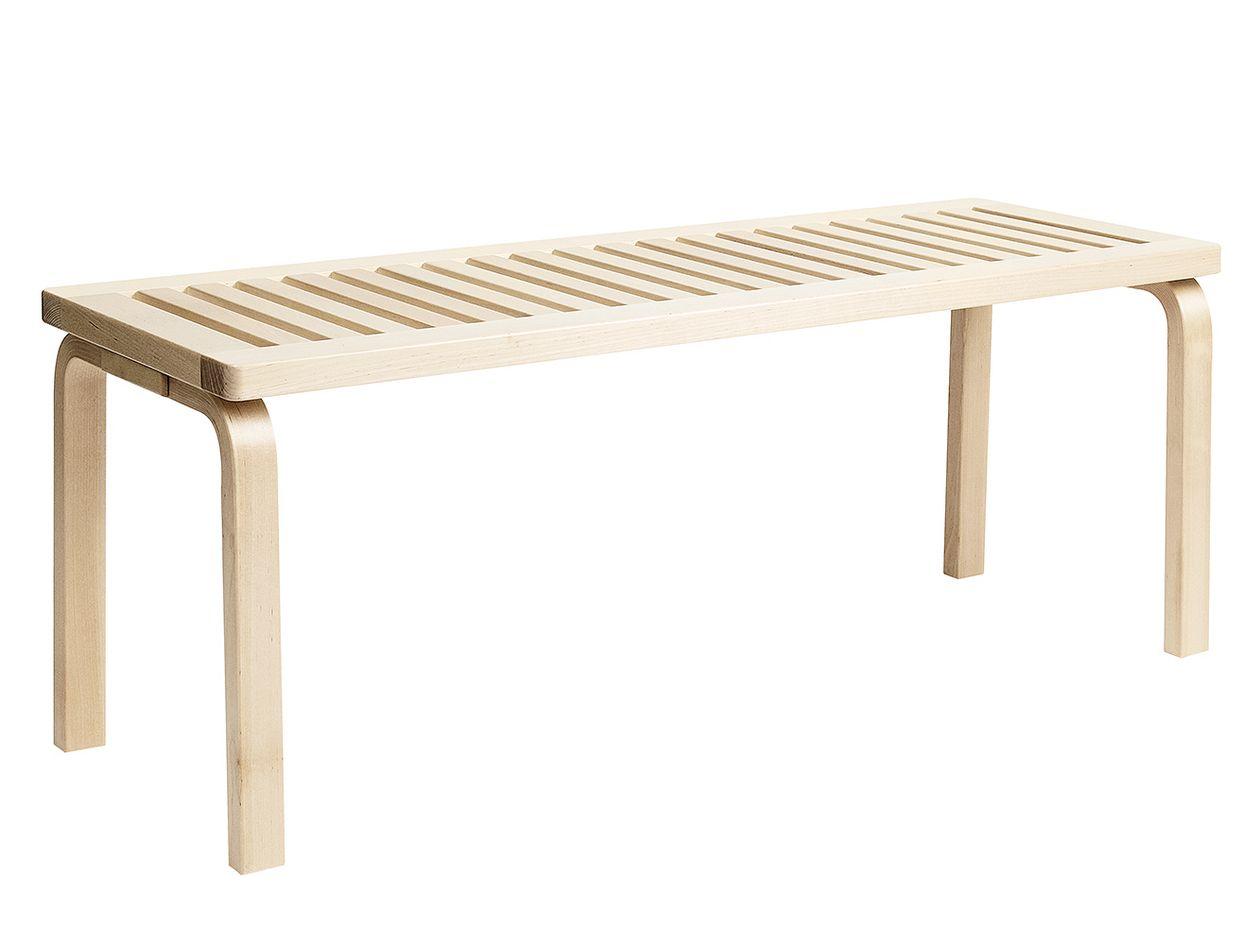 Artek Aalto bench 153A, birch