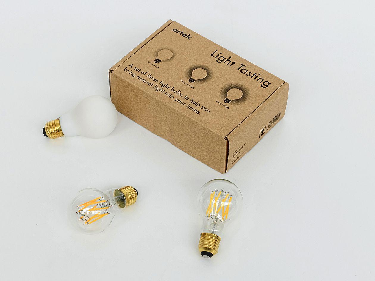 Artek Light Tasting set