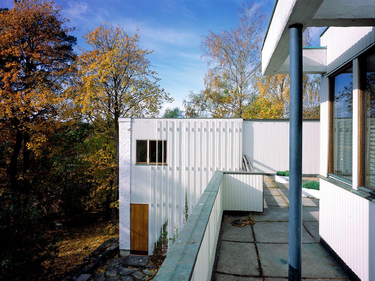 Aalto House in Helsinki