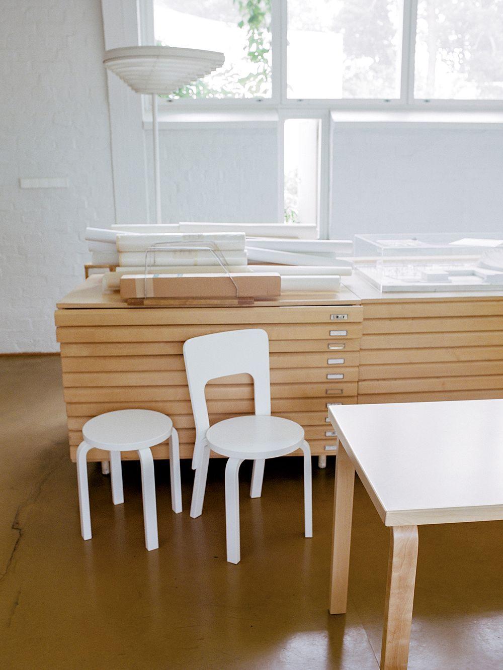 Franckly Artek chairs