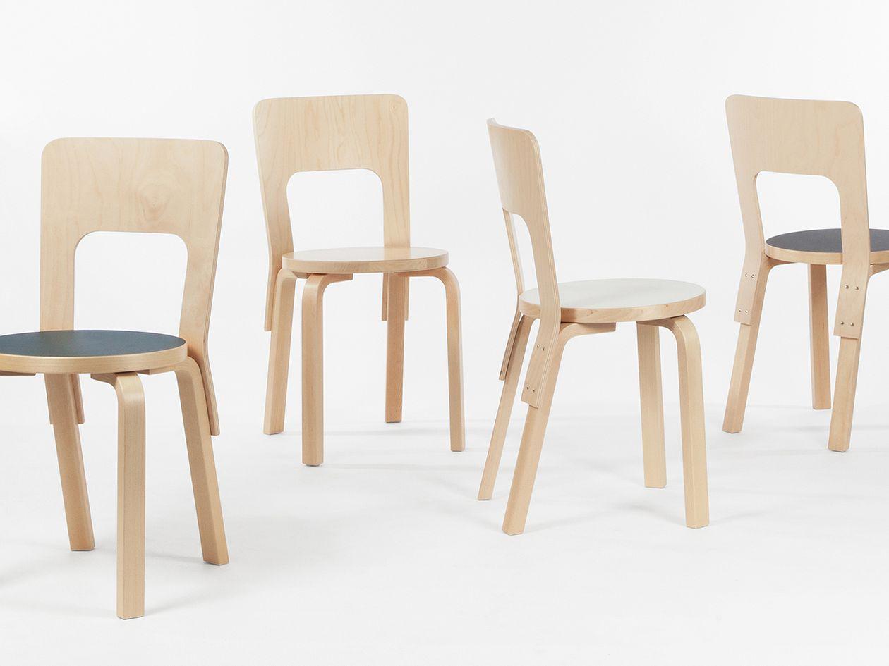 Aalto chair 66
