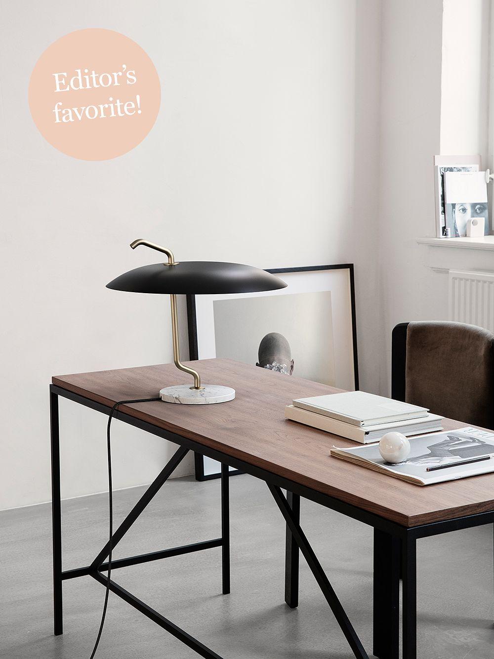 Astep Model 537 table lamp
