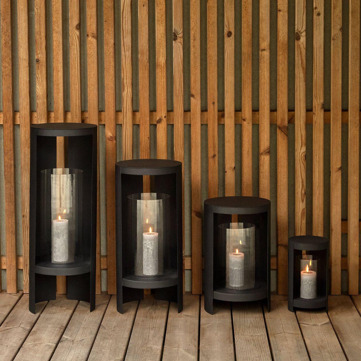 AYTM Ora lantern, XL, black