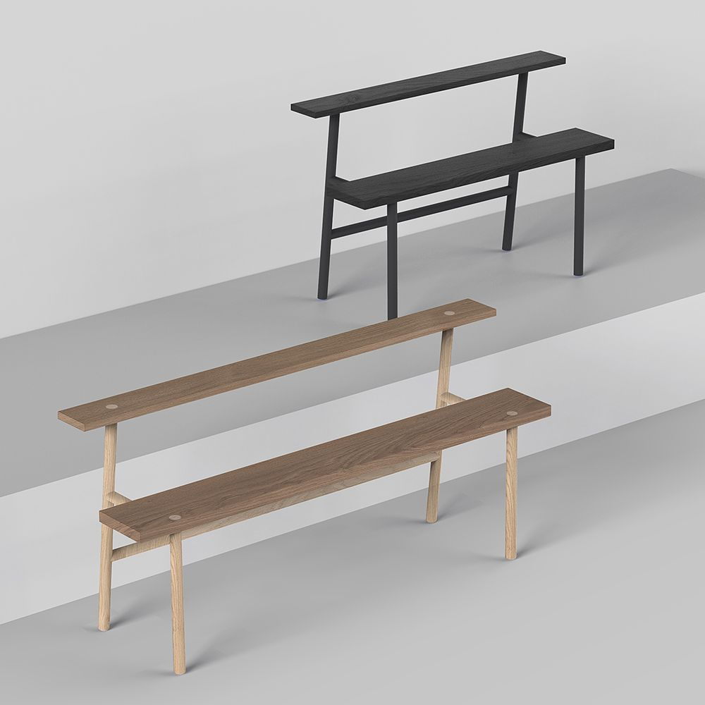 Bench for Two – Diana Chang, United States