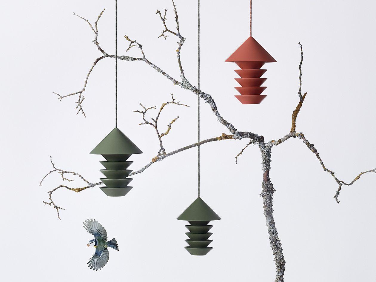 Bird Silo bird feeder