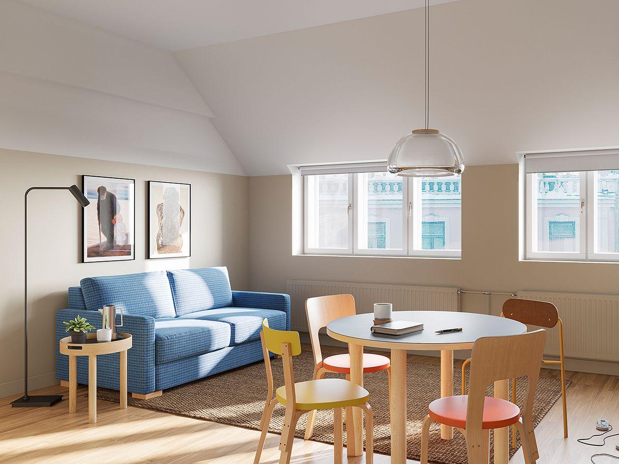 Bob W accommodation Helsinki