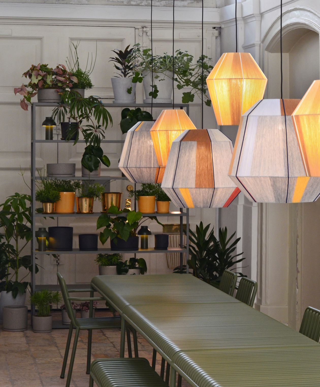 Bonbon lamp by Ana Kras for Hay