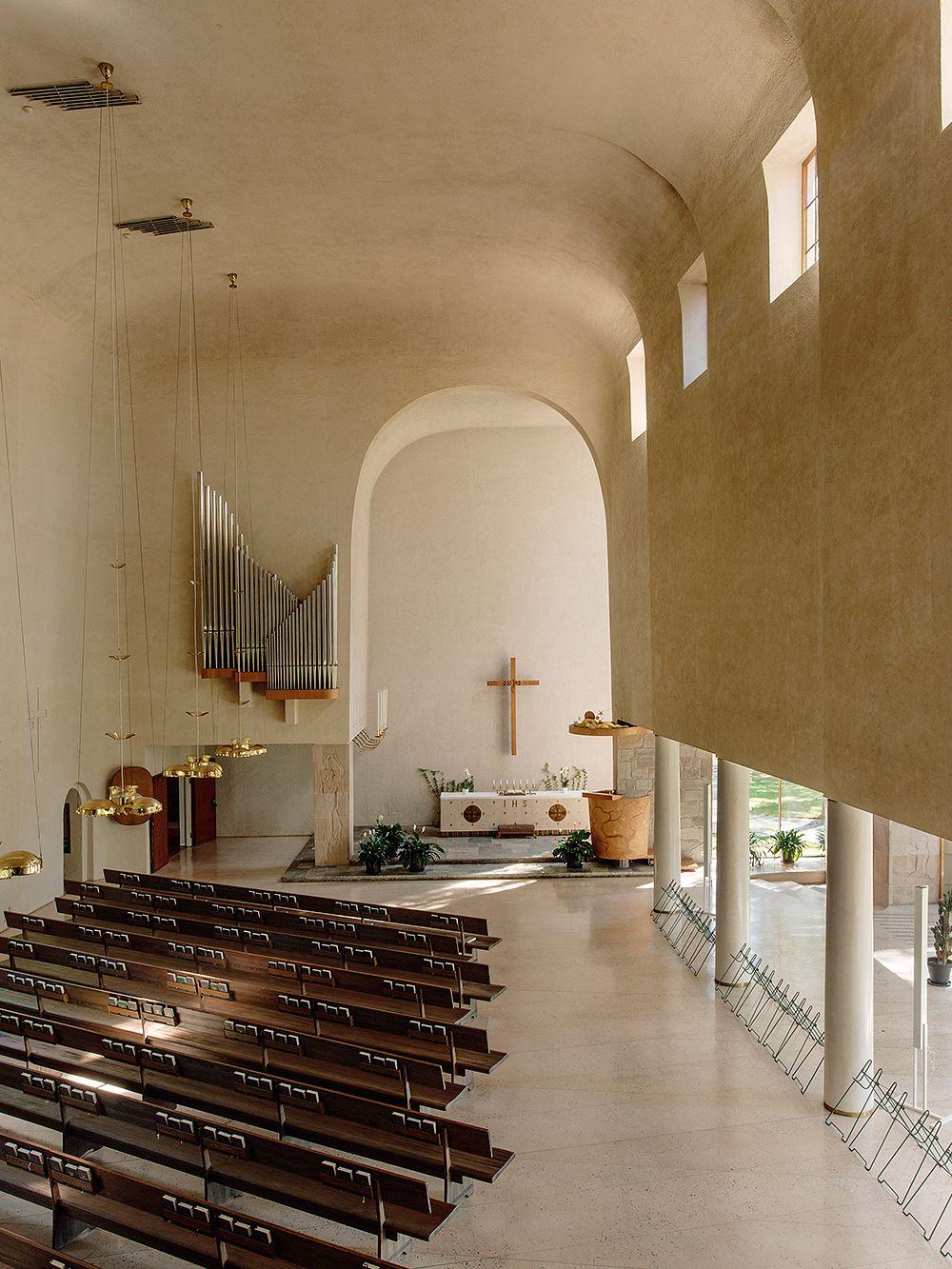 Erik Bryggman Resurrection Chapel