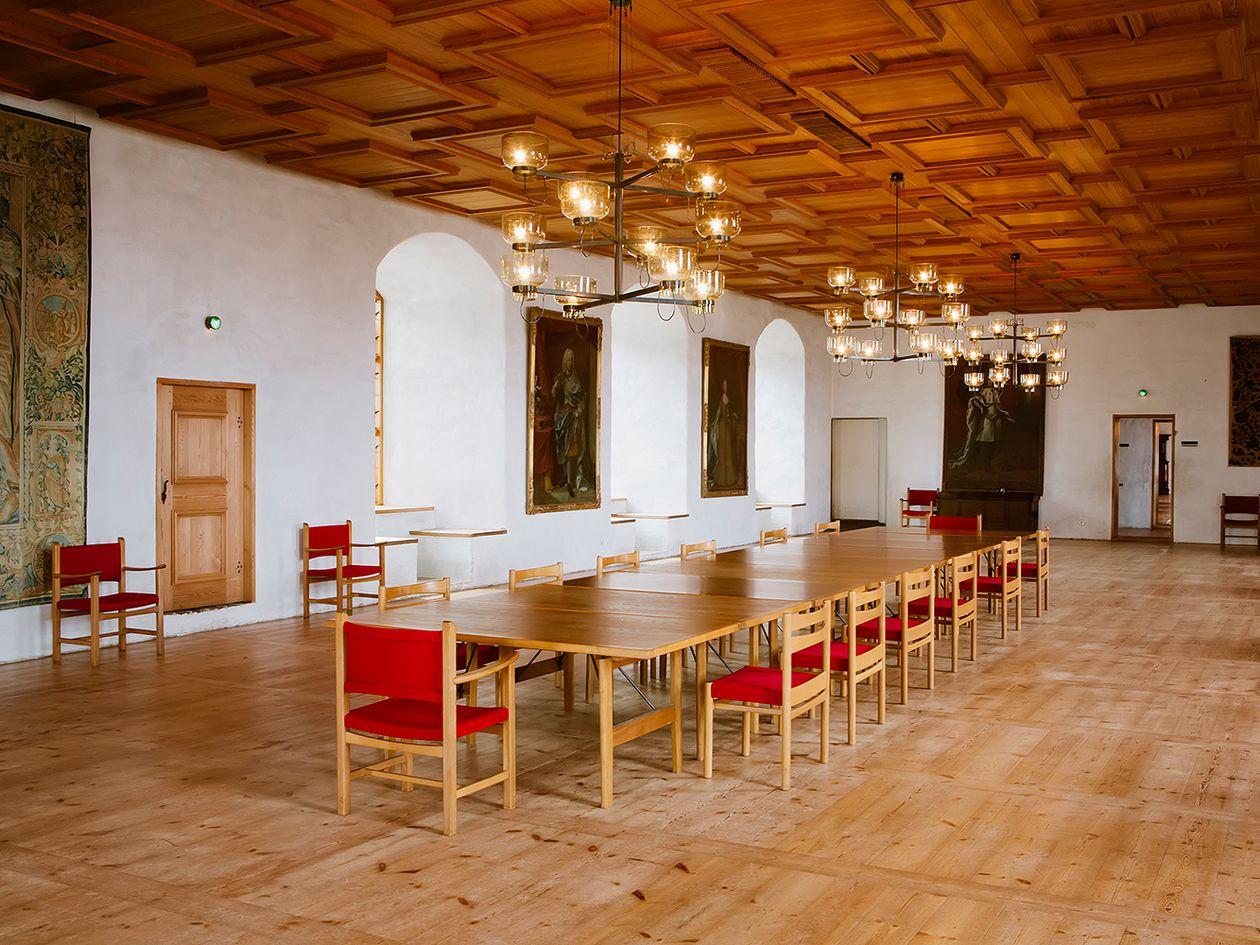 King's Hall, Turku Castle