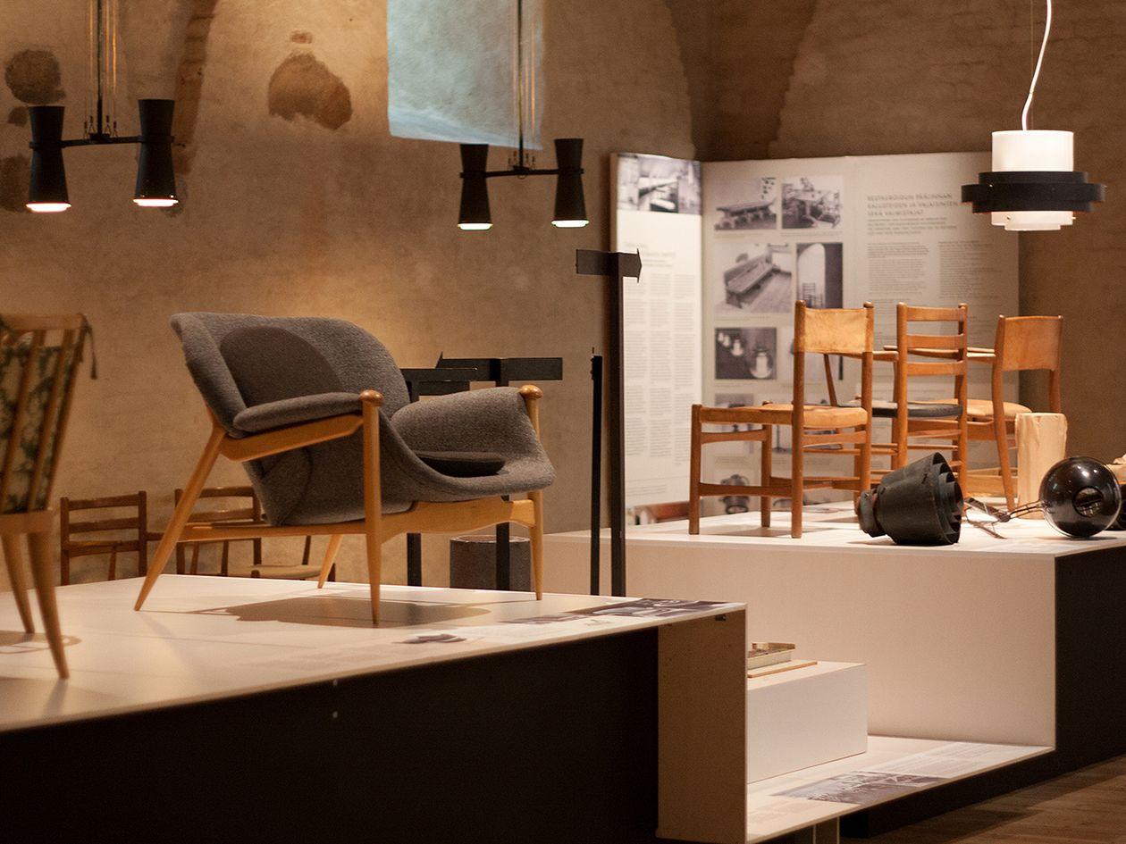 Carin Bryggman exhibition at Turku Castle