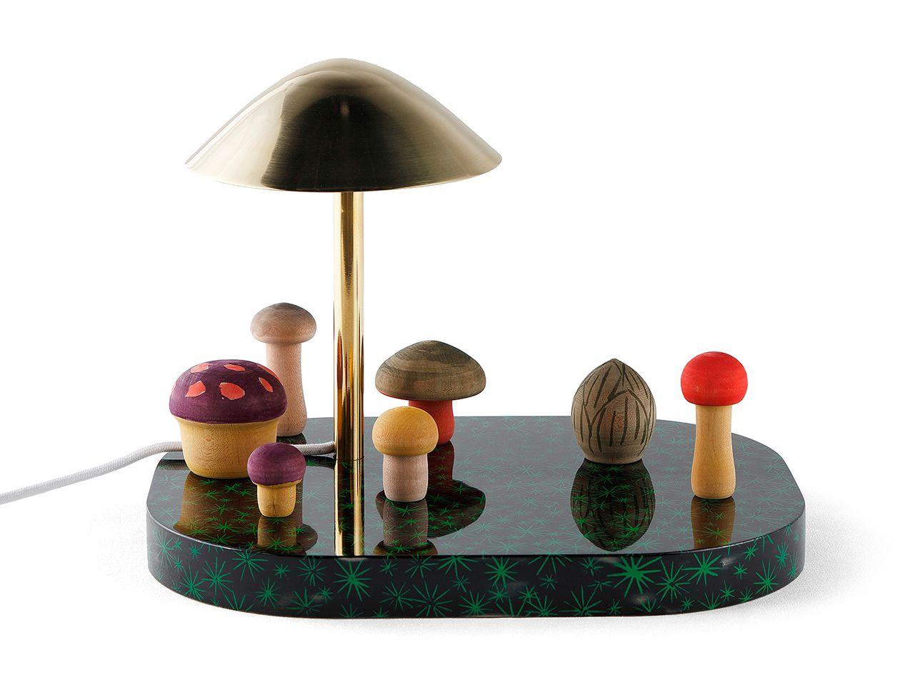 Mushroom Forest lamp