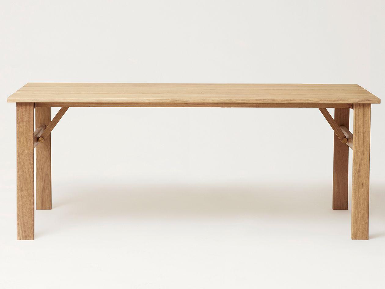 Form & Refine Damsbo dining table
