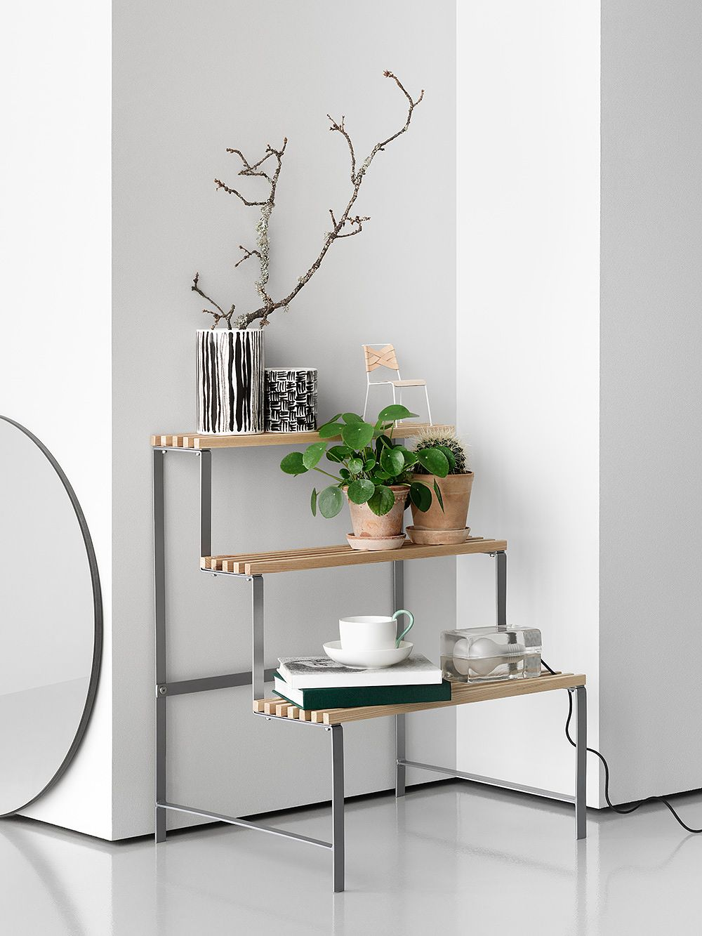 Design House Stockholm's Flower pot stand