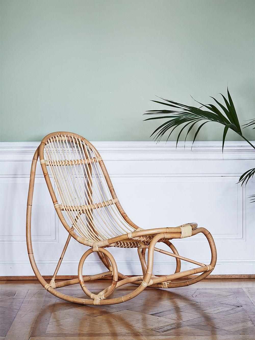 Sika-Design Nanny rocking chair, natural