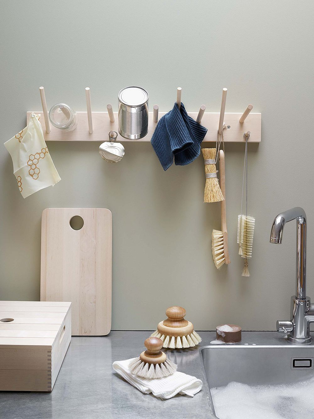 Iris Hantverk: Dish brush