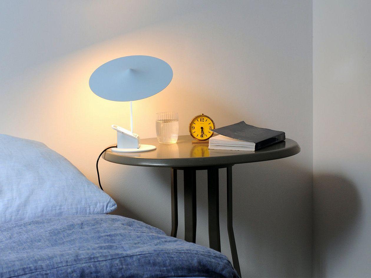 Wästberg w153 Ile table lamp, traffic white