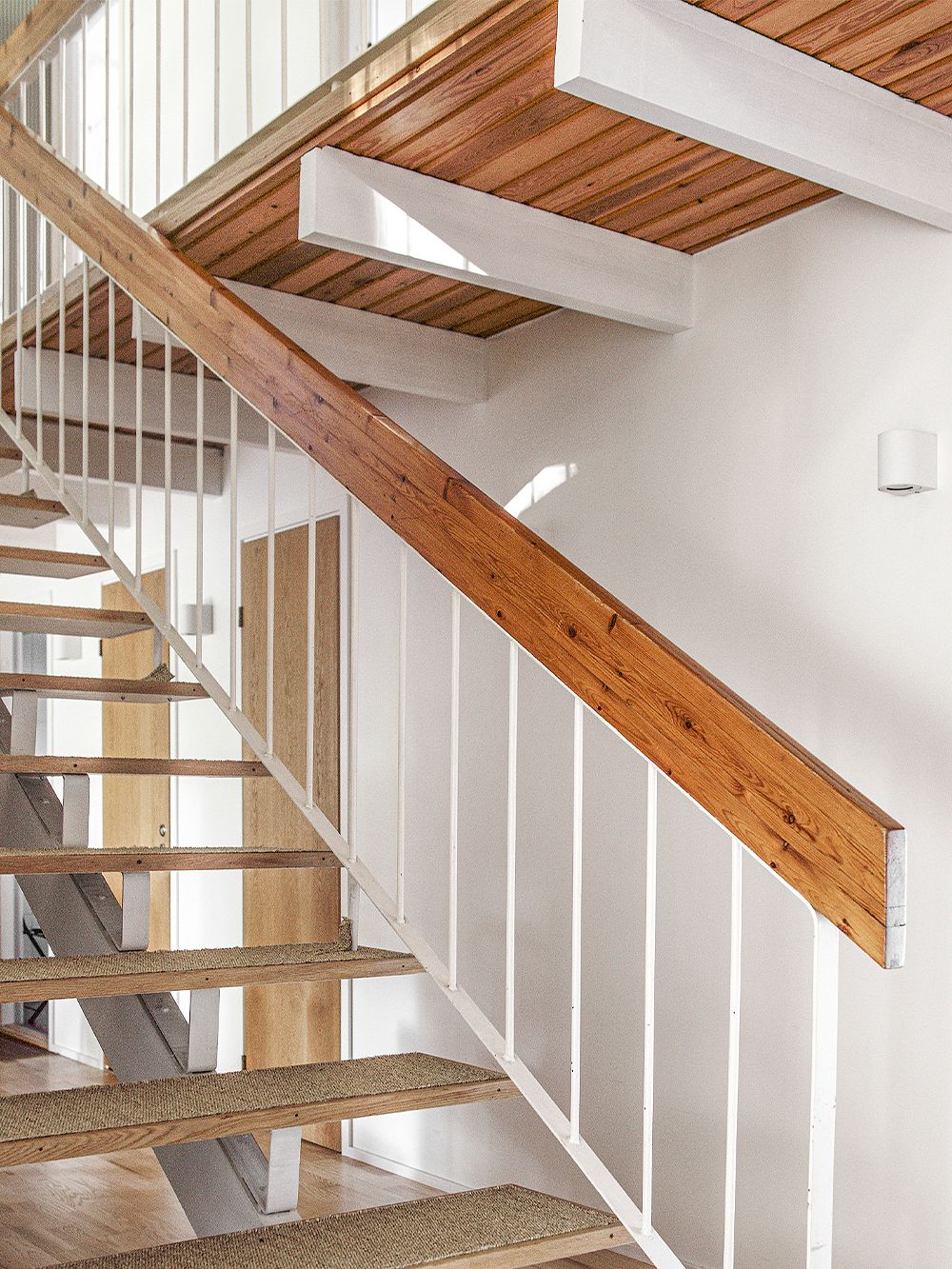 Staircase   A family home in Oulu with a 15-year style guarantee