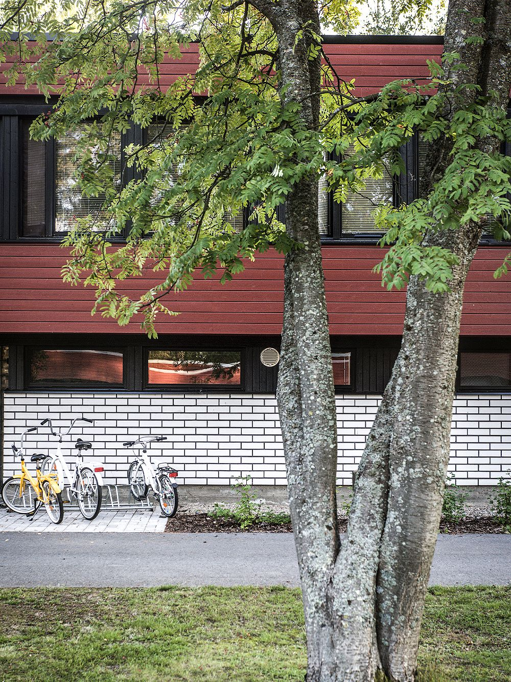70s facade   A family home in Oulu with a 15-year style guarantee