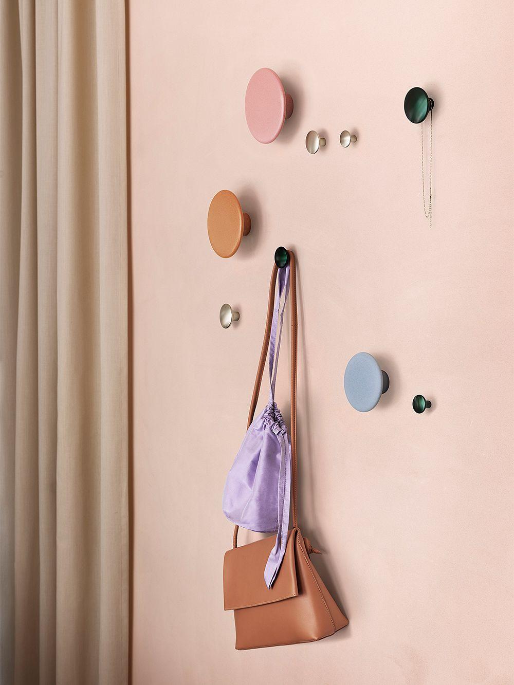 Muuto: Dots Ceramic coat hook