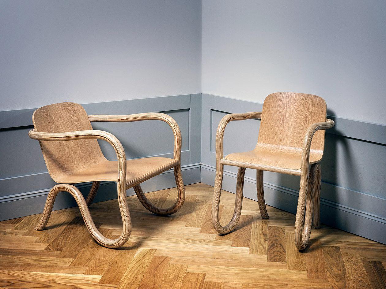 Made by Choice Kolho dining chair, oak