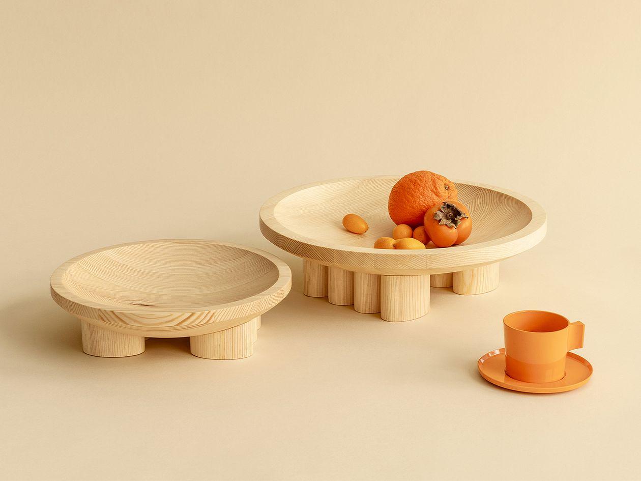 Vaarnii 009 bowl, medium, pine