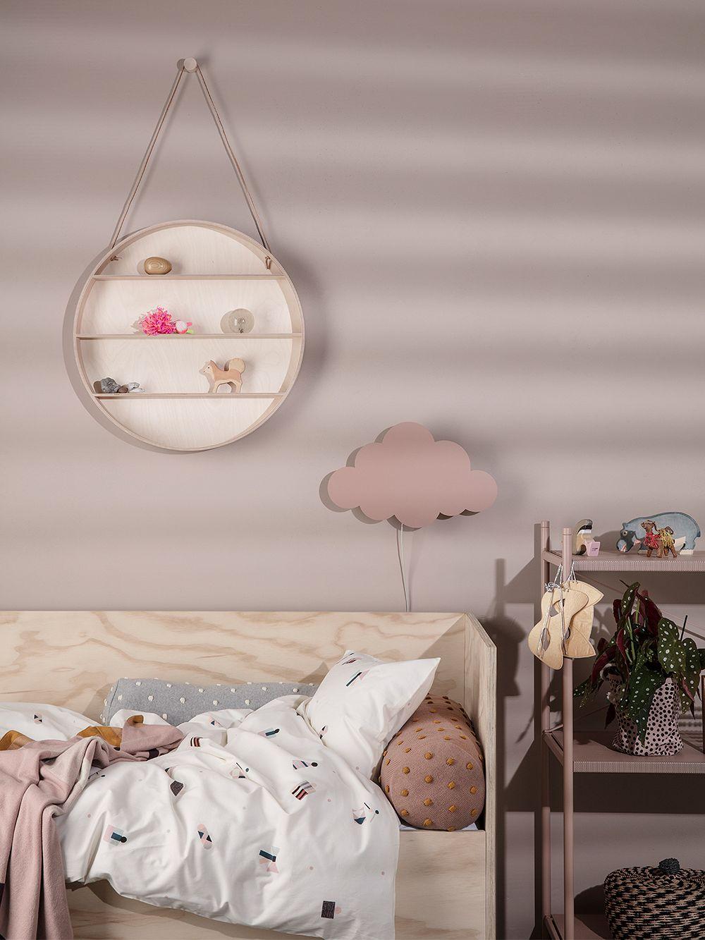 Ferm Living Cloud wall lamp