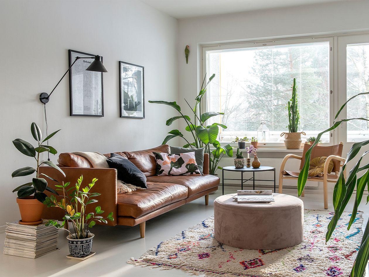 Artek Safari chair, natural