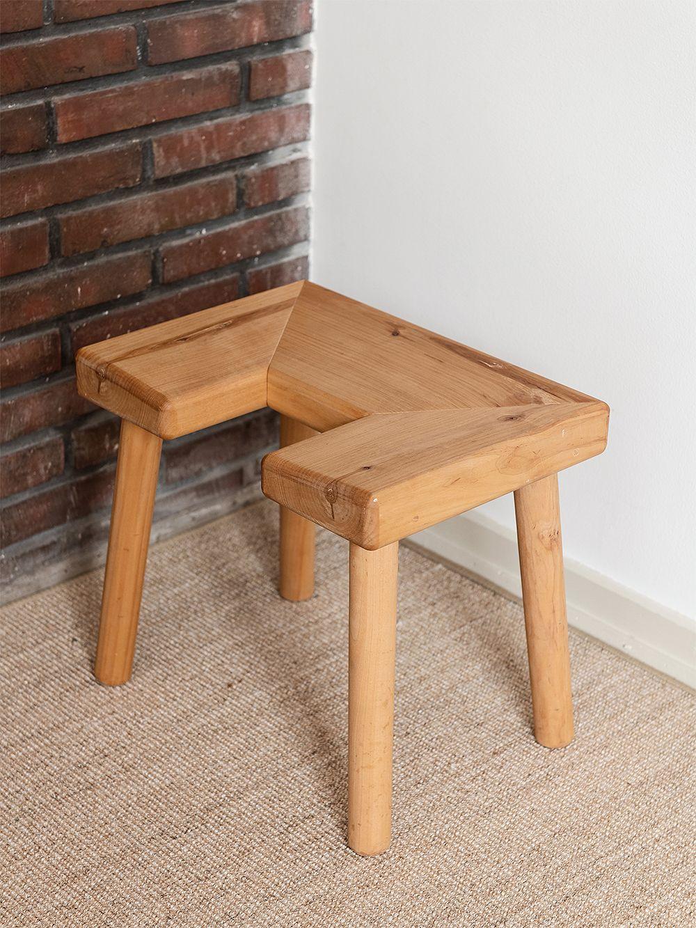 Nikari Culture Sauna stool