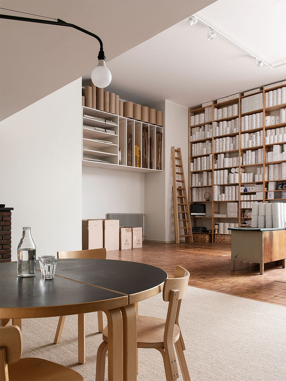COMPANY's studio in Lallukka
