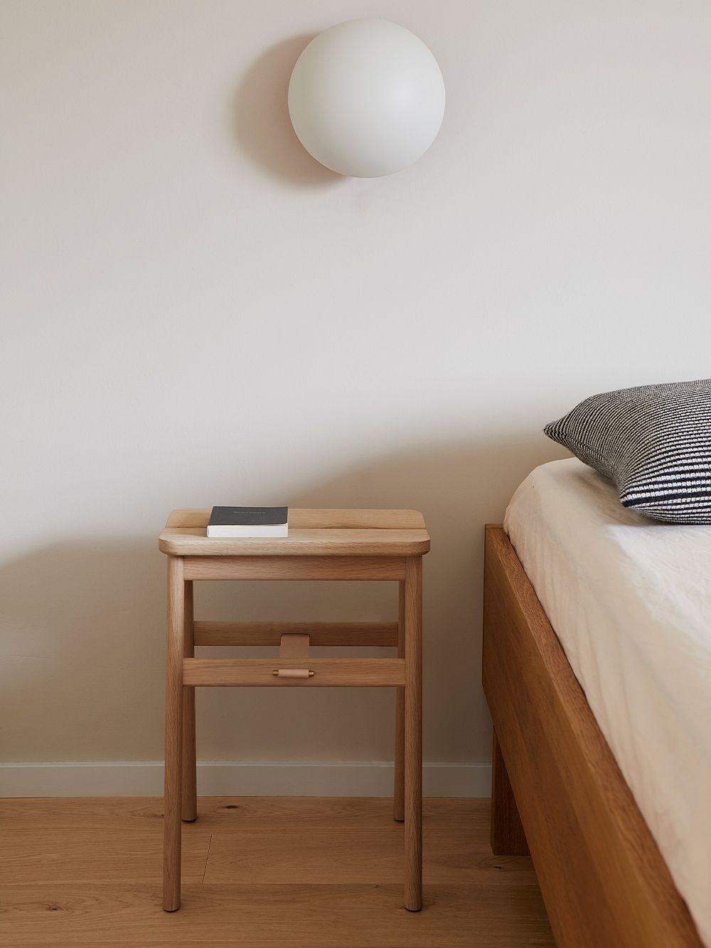 Form & Refine Angle stool