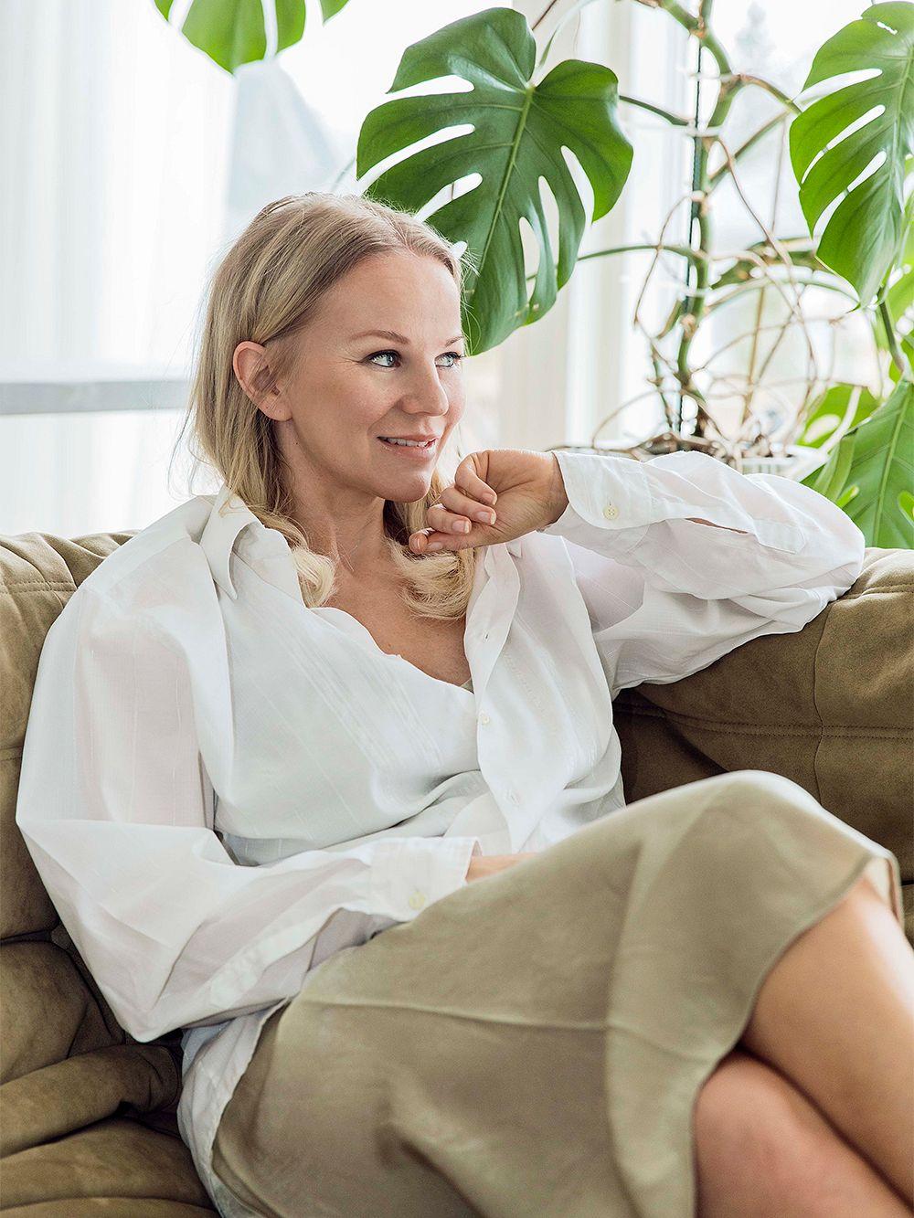 Blogger Henna Laakso