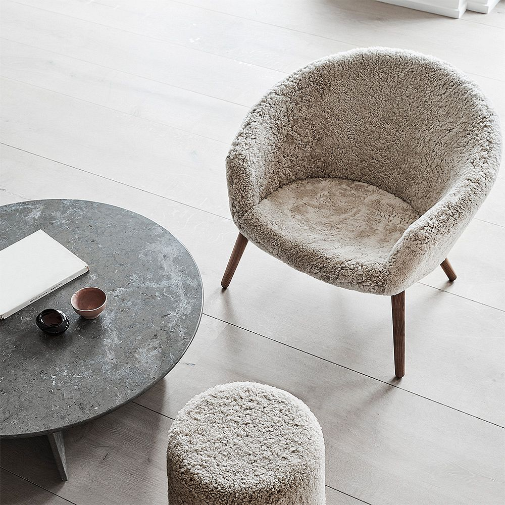 Fredericia Ditzel lounge chair