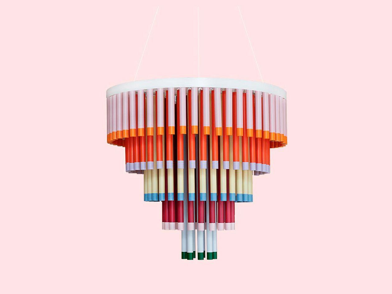 Hanna Anonen's Cocktail lamp