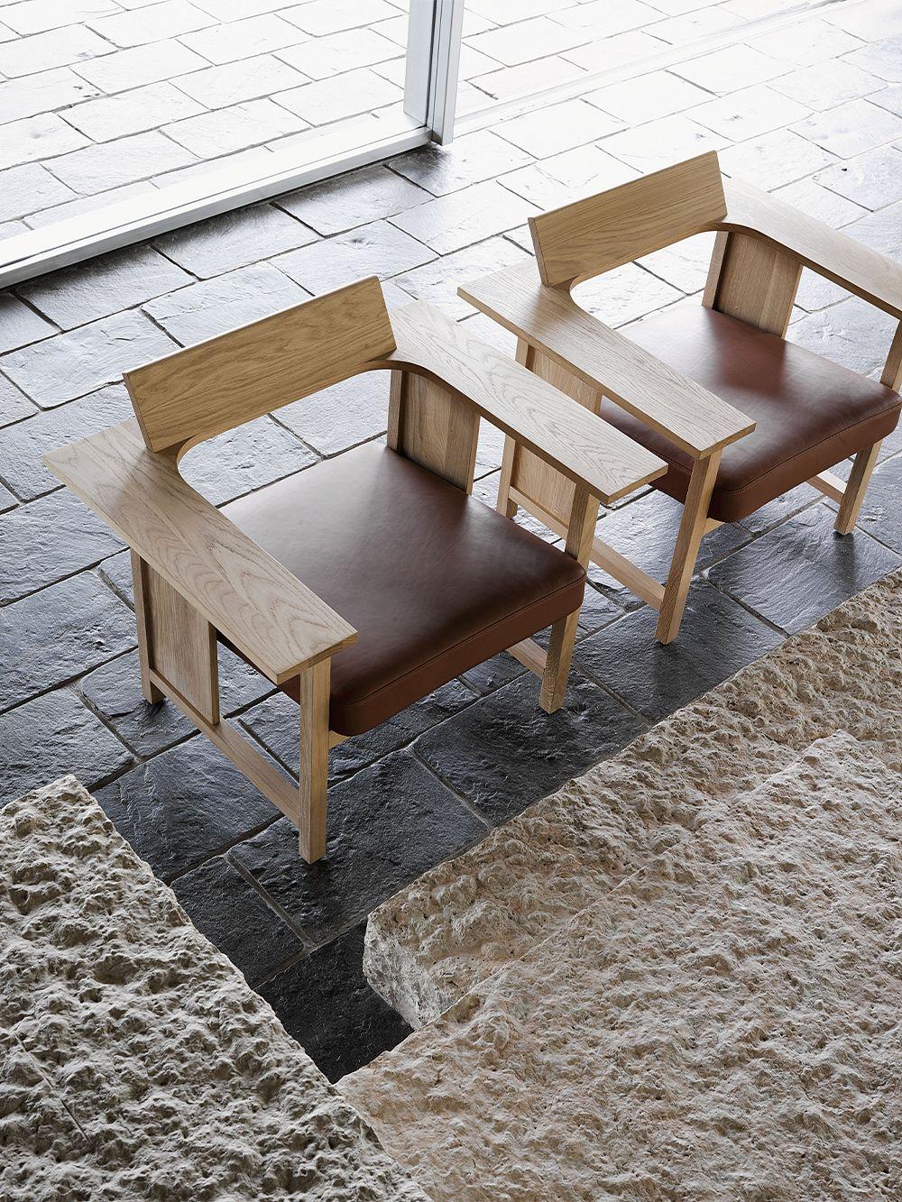 Mattiazzi Clerici lounge chairs