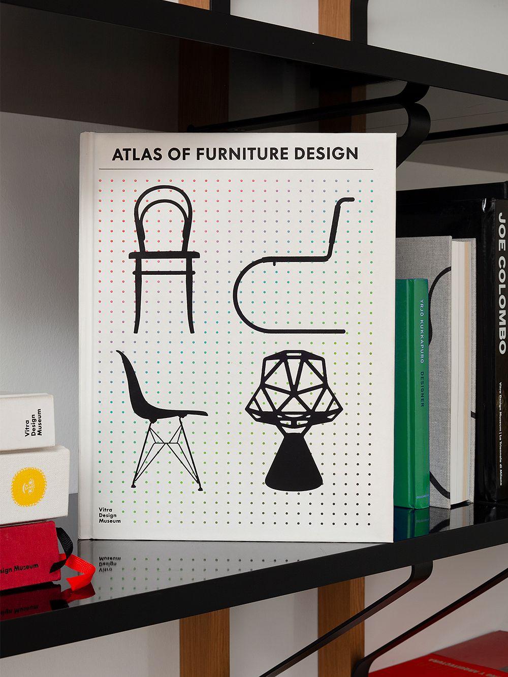 itra Design Museum Atlas of Furniture Design