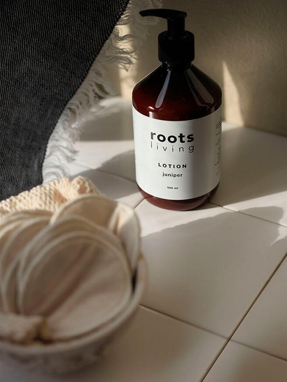 Roots Living Juniper lotion, 500 ml
