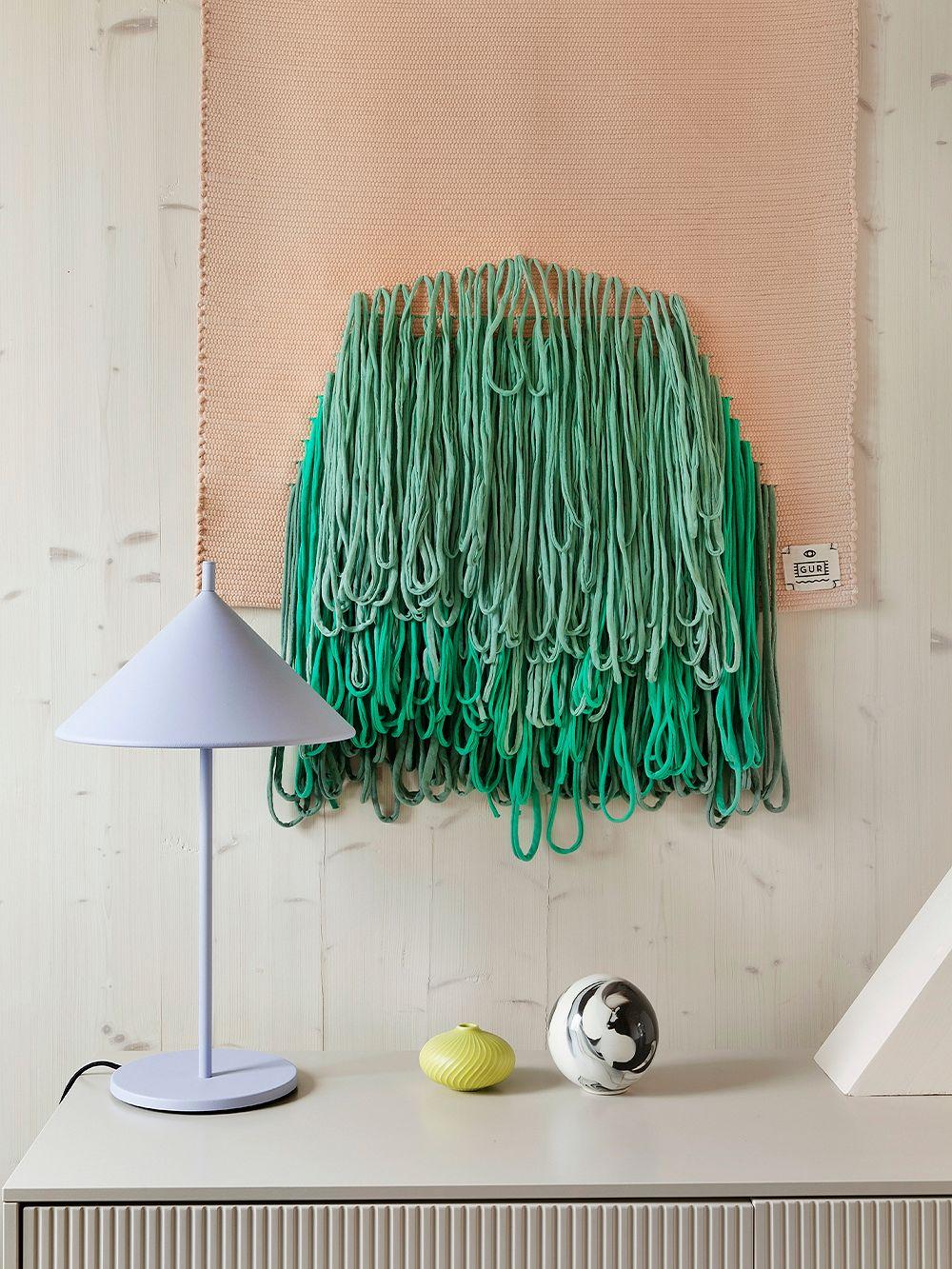 GUR textile art