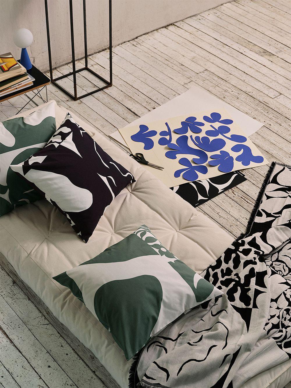 Marimekko Ruudut cushion cover