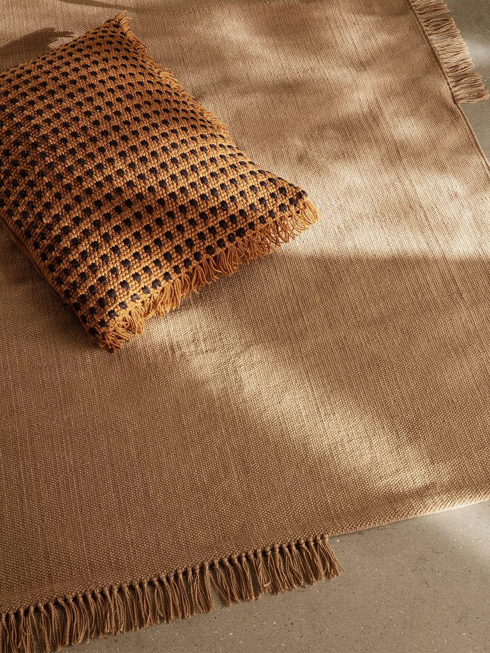 Ferm Living Hem rug, 160 x 250 cm, sand