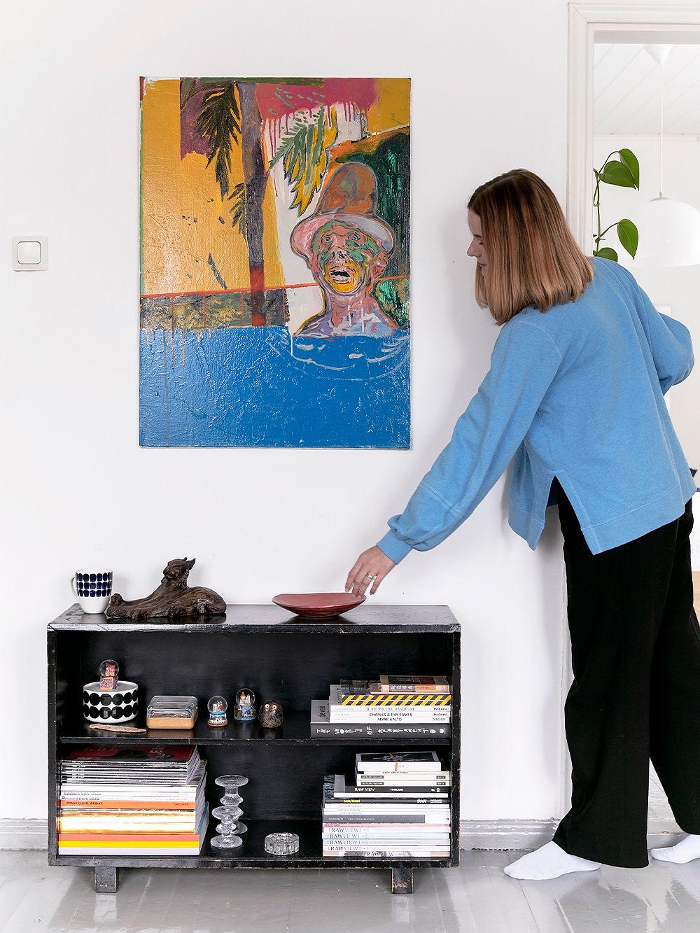 Laura Kuusajoki and Jonne Heinonen's home in Lahti, Finland