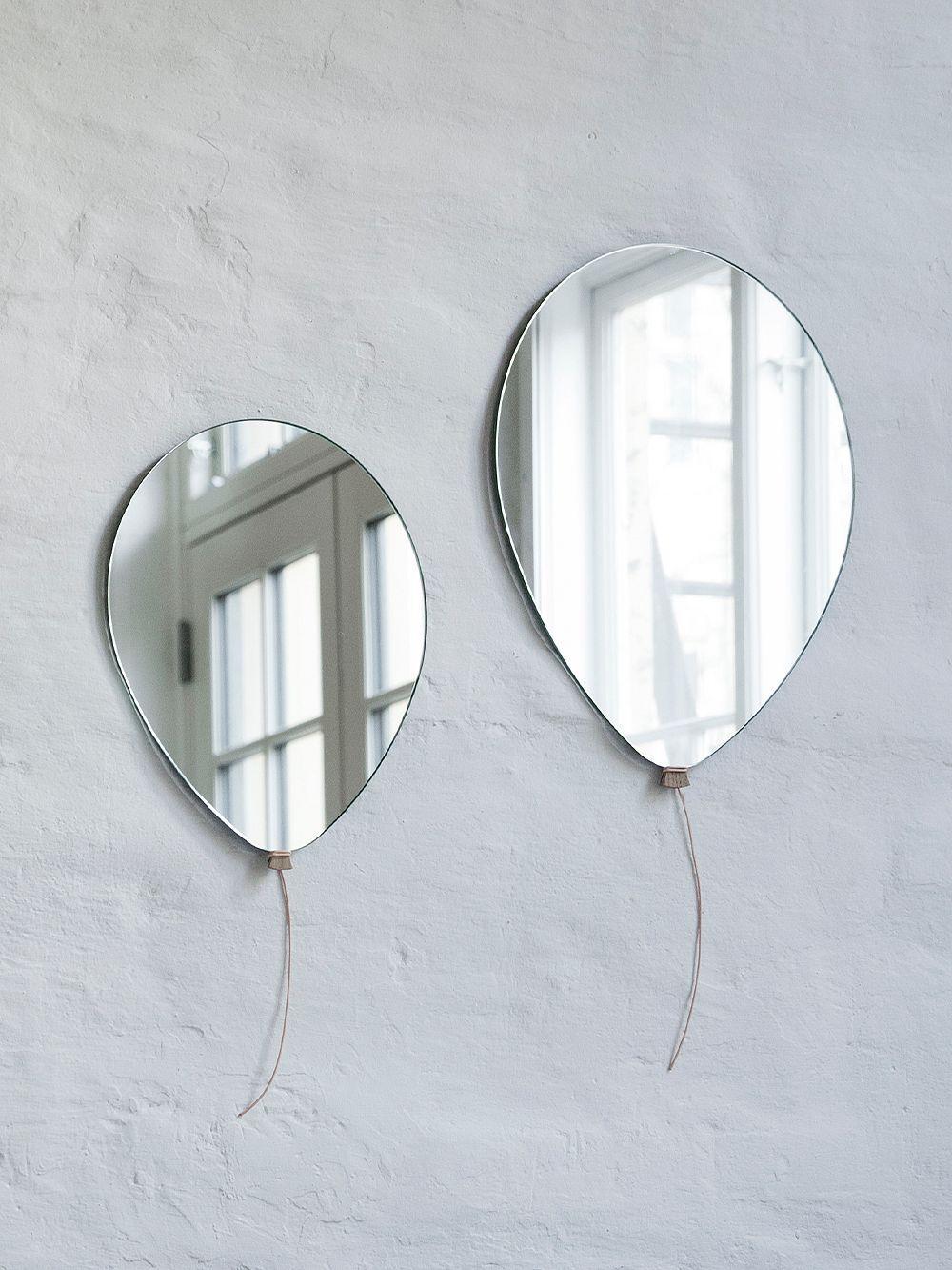EO: Balloon mirror