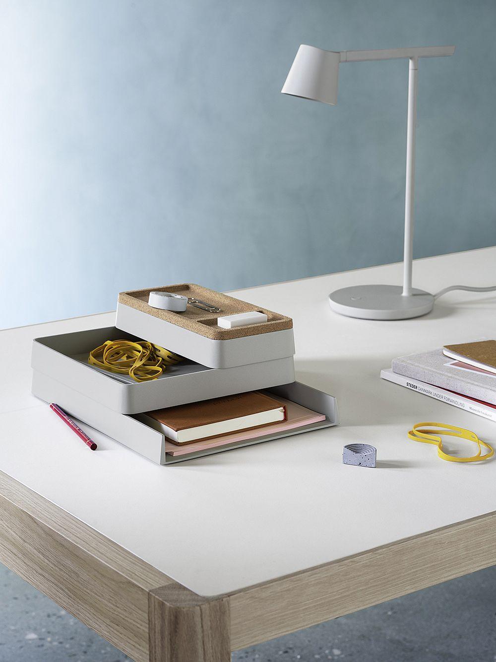 Muuto Arrange Desktop Series configuration 1