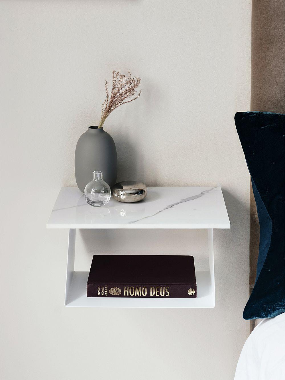 Maze  Edgy Edition shelf, white