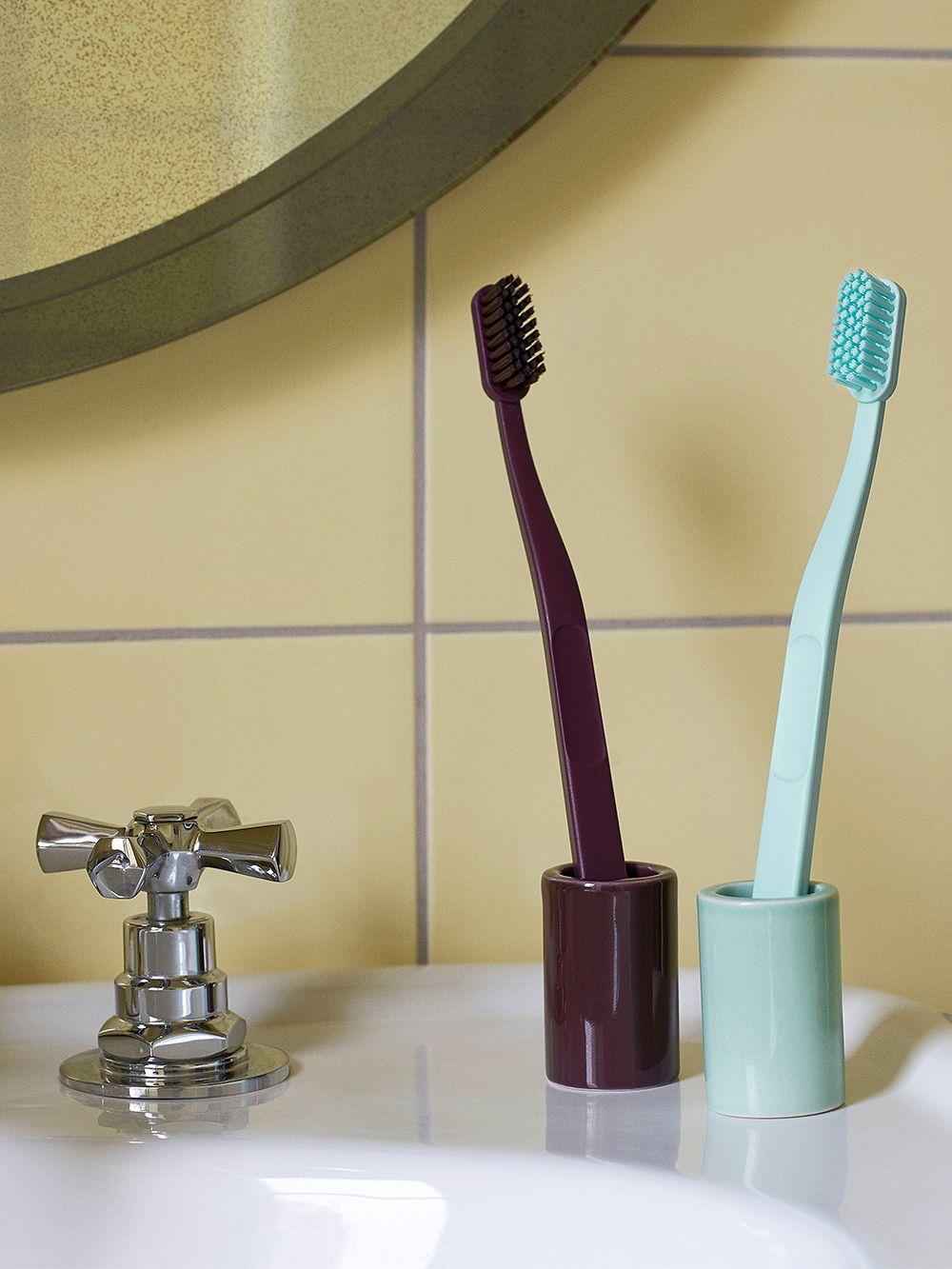 Hay Tann toothbrush, mint
