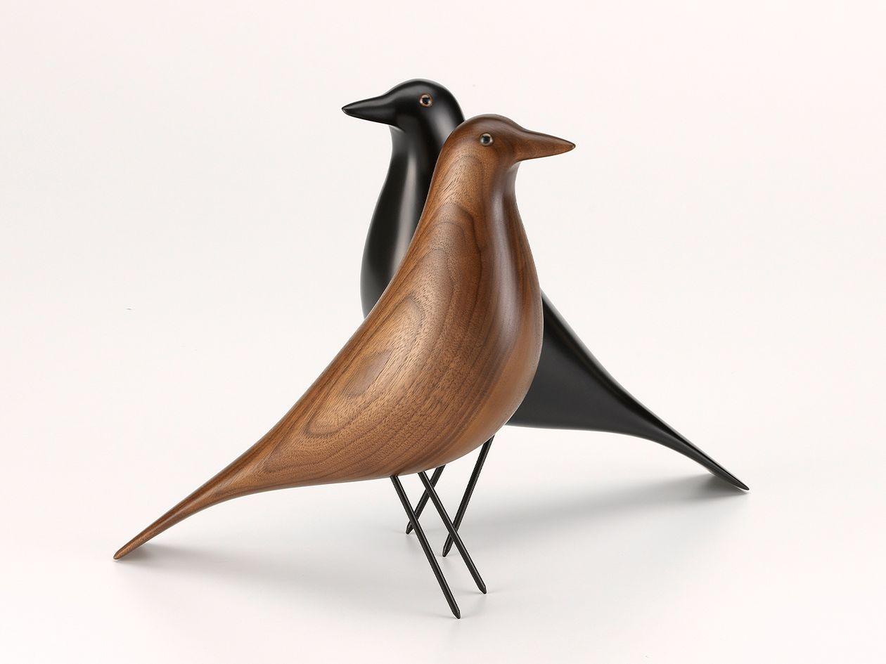 Vitra Eames House Bird, walnut