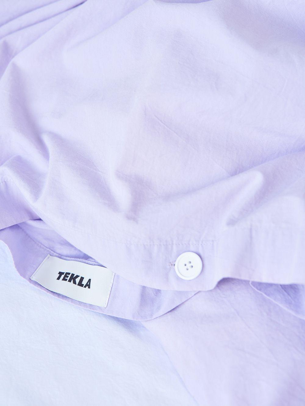 Tekla Single duvet cover, 150 x 210 cm, lavender