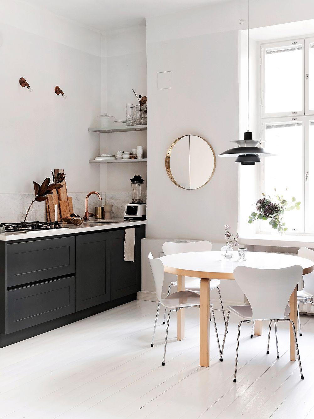 Artek Aalto table 91, birch-white