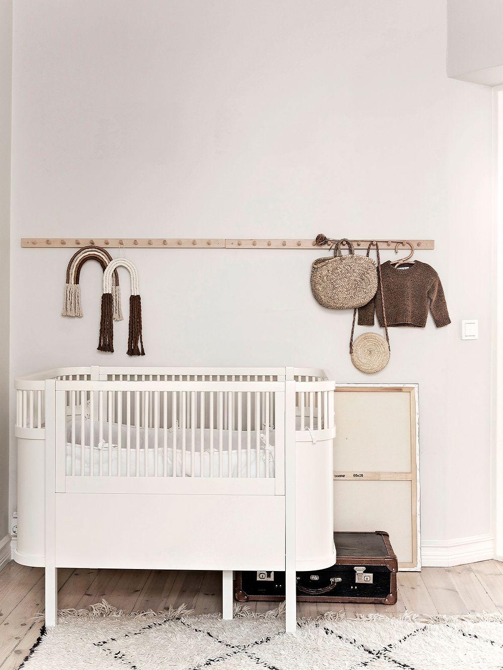 Renovated home in Heisinki: nursery